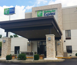 Holiday Inn Express - Cloverdale Indiana