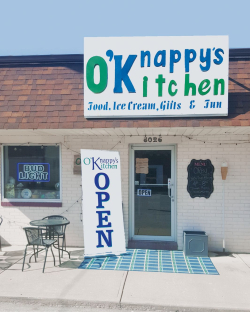 Visit O'Knappy's Kitchen in Coatesville