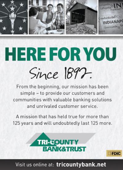 Visit Tri-County Bank & Trust