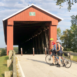 Covered Bridge Cycling & People Pathways