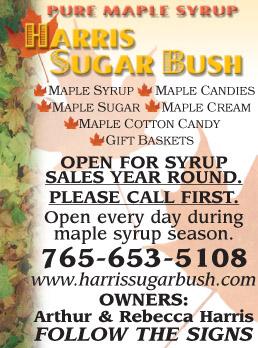 Visit Harris Sugar Bush