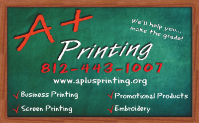 Visit A+ Printing in Brazil Indiana