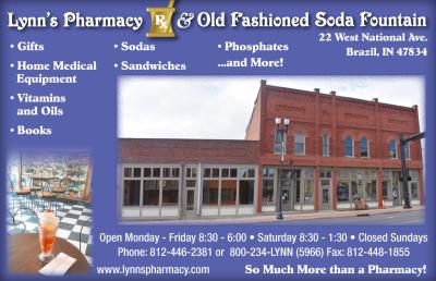 Visit Lynn's Pharmacy & Old Fashioned Soda Fountain