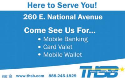 Visit Terre Haute Savings Bank (THSB)