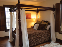 Royal Lodging at Clayshire Castle