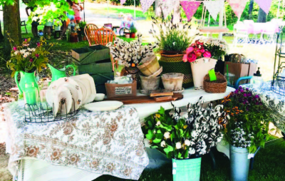 Vintage Blooms Unique Gifts in Brazil Indiana
