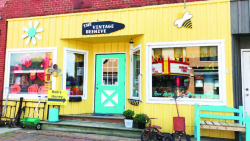 The Vintage Beehive in Rockville Indiana
