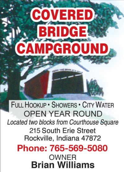 AD: Covered Bridge Campground