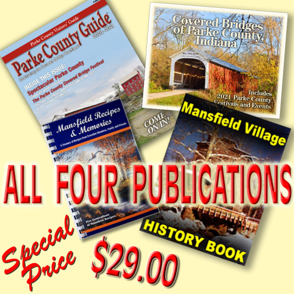 You'll save when you order this bundle of publications.