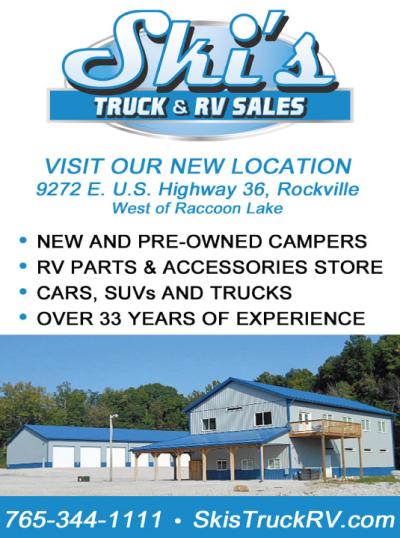 AD: Ski's Truck & RV Sales