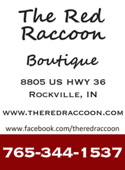 AD: The Red Raccoon Boutique