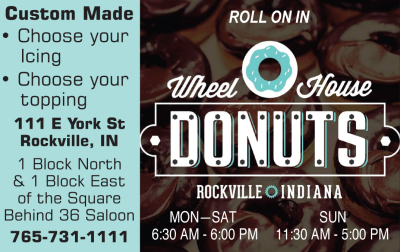 AD: Wheel House Donuts