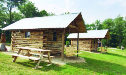 Peaceful Waters Campground and The Old Goat Trading Post North of Rockville