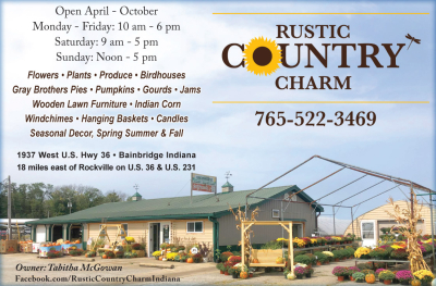 AD: Rustic Country Charm