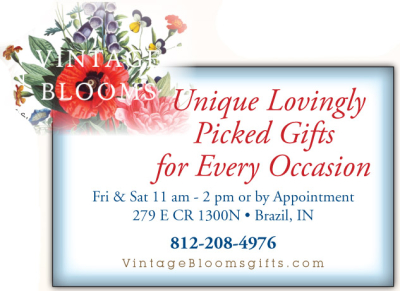 AD: Vintage Blooms Gifts