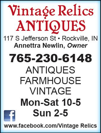 AD: Vintage Relics Antiques