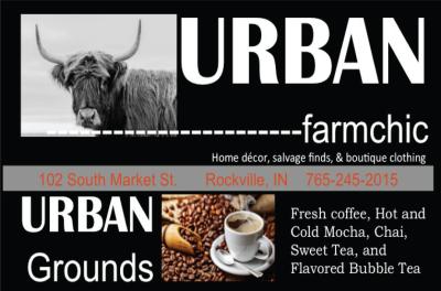 AD: Urban Farmchic