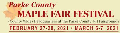 Maple Fair Festival & Syrup Recepies