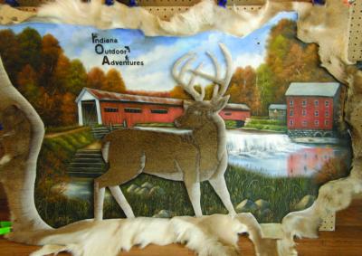 "Old Goat Trading Post - Home of the Original ""Spirit Hide©."""