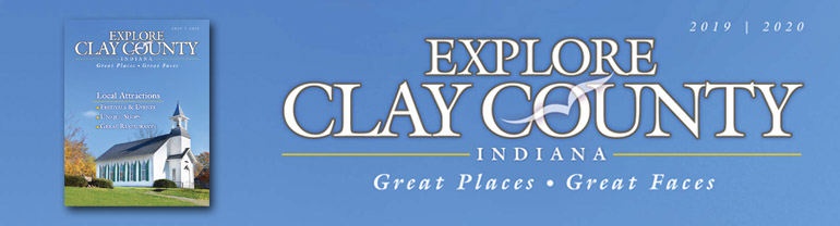 EXPLORE CLAY COUNTY - BRAZIL INDIANA - Great Places - Great Faces.