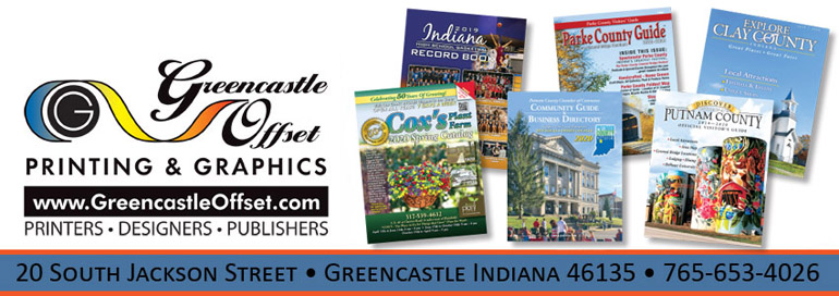 Contact Greencastle Offset for all your printing needs!