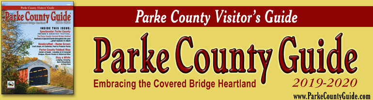 Welcome to PARKE COUNTY GUIDE - Embracing the Covered Bridge Heartland.